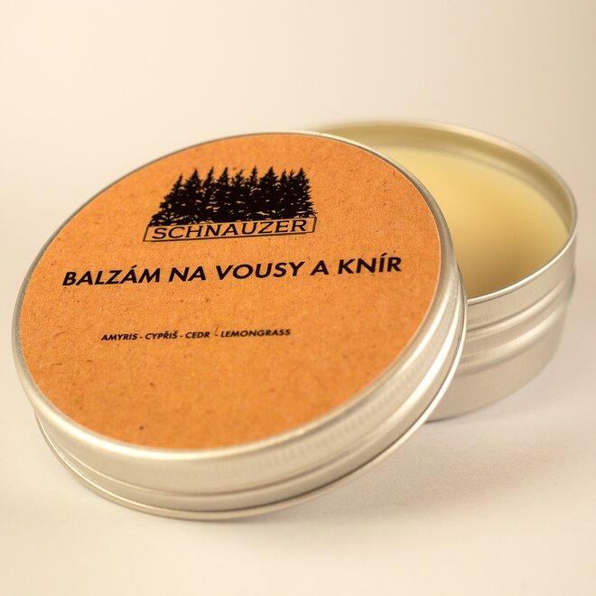 Balzám na vousy a knír (50 ml)