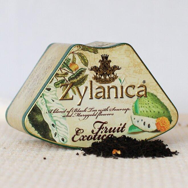 Černý čaj se soursopem - sypaný, 100 g