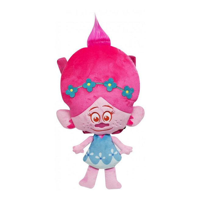 3D batůžek - Trollové - Poppy