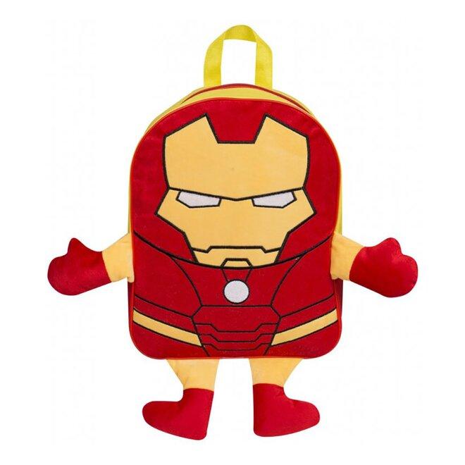 Plyšový batůžek Iron Man