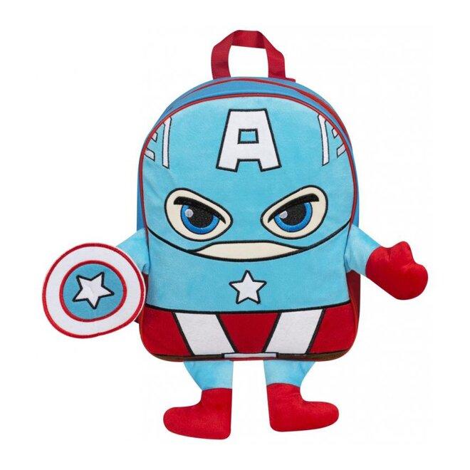 Plyšový batůžek Captain America