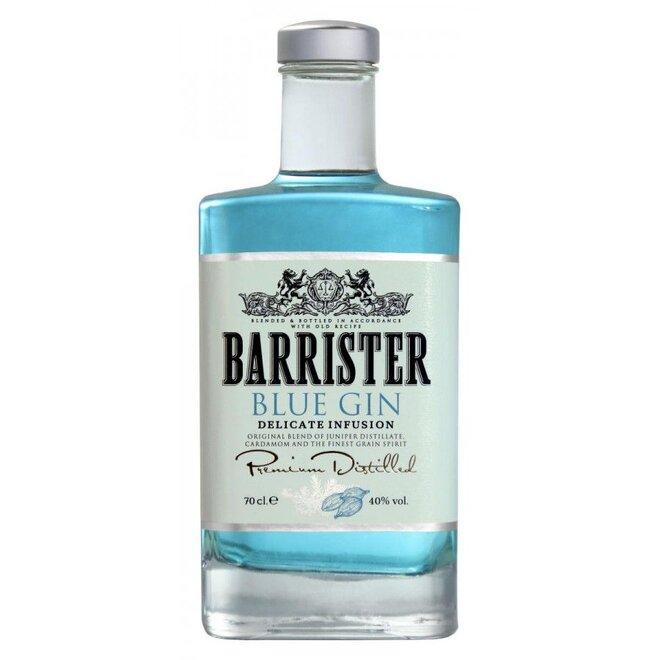Barrister Blue Gin (0,7 l; 40 %)