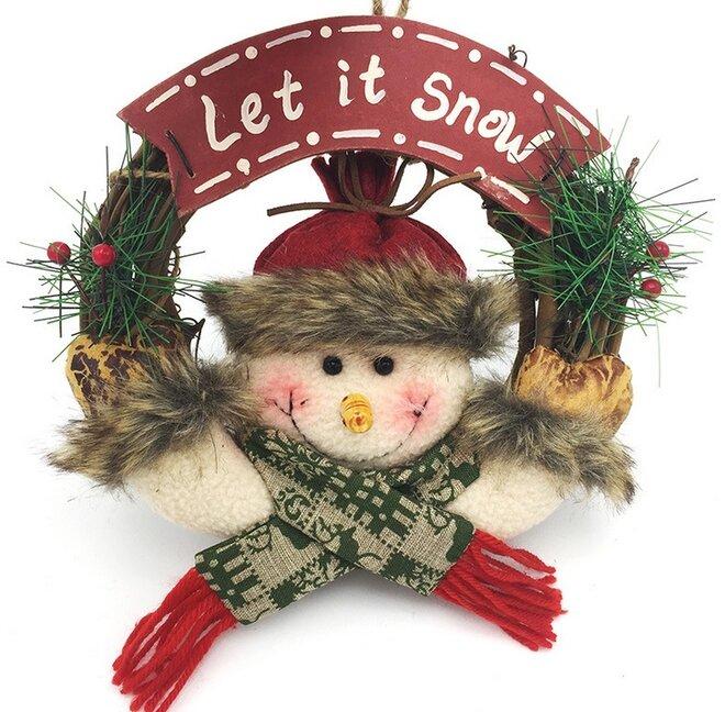 Sněhulák - Let it snow