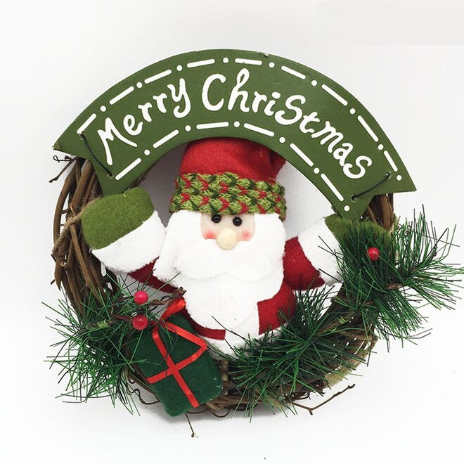 Santa - Merry Christmas