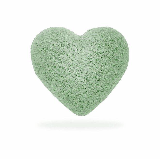 Konajková houba - srdíčko zelený čaj