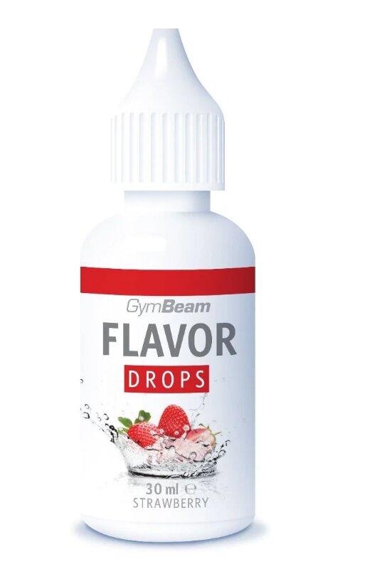 Flavor Drops - jahoda, 30 ml