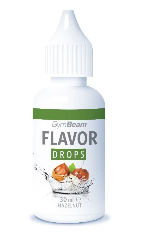 Flavor Drops - lískový ořech, 30 ml