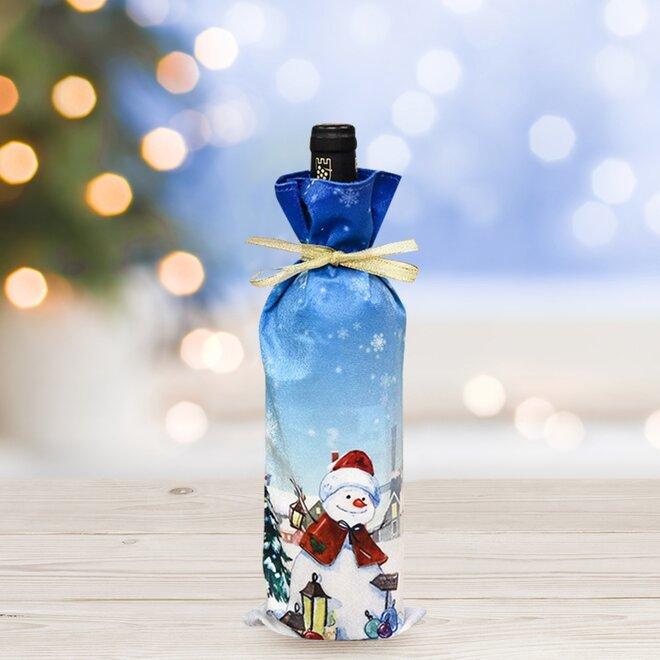 Pytlík modrý - sněhulák