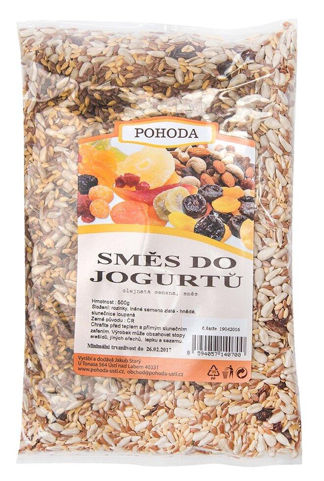 Směs olejnatých semen 500 g