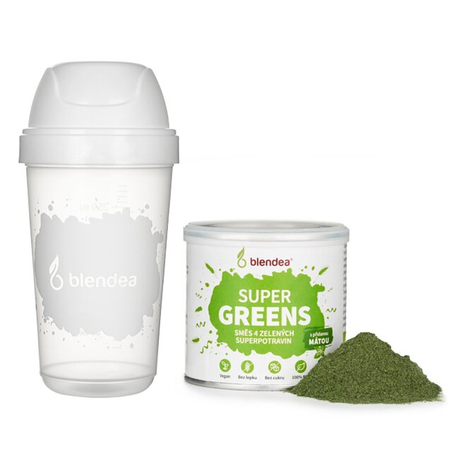 Blendea SUPERGREENS, 90 g