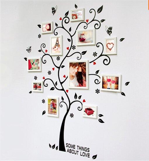 Strom na fotografie