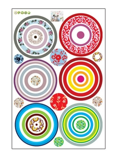 Mandaly kruhy