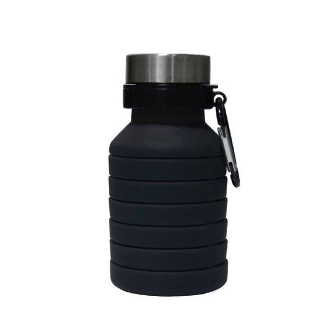 Černá skládací láhev