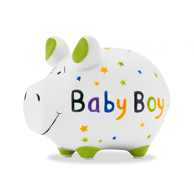 Pokladnička KCG prasátko Baby boy