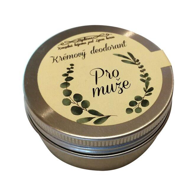 Krémový deodorant Pro muže