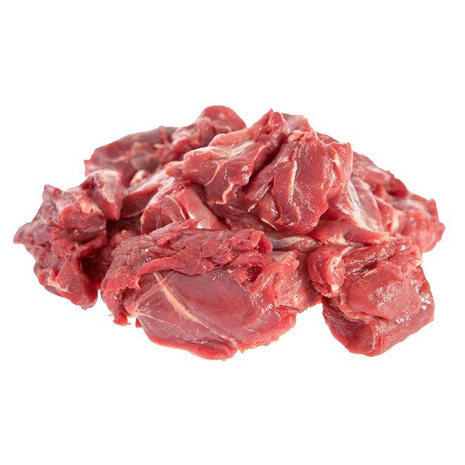 Jelení maso na guláš (1kg)
