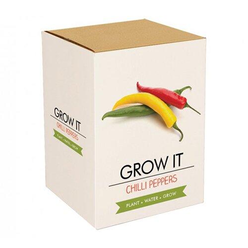 Grow it – Chilli papričky