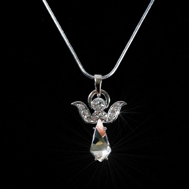 Náhrdelník Anděl kapka