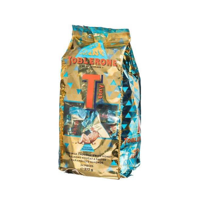 Čokoládové bonbóny s medem a mandlemi, 272 g
