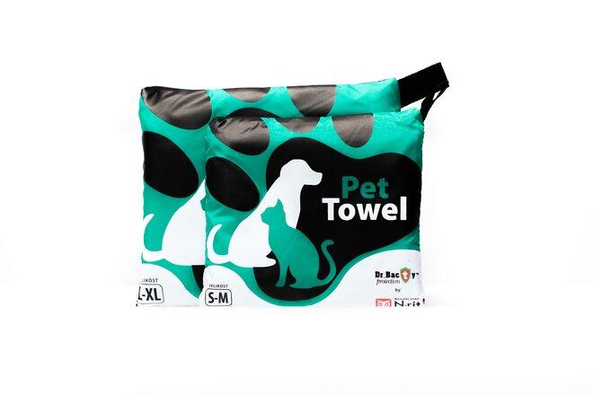 Antibakteriální ručník