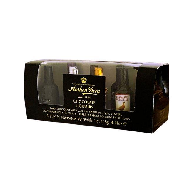 Anthon Berg Chocolate Liquers 125 g / 8 lahviček