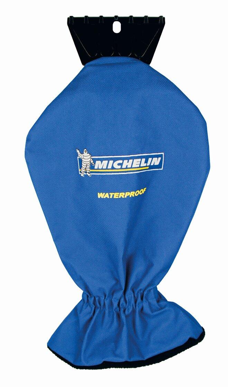 Michelin škrabka na autosklo s rukavicí