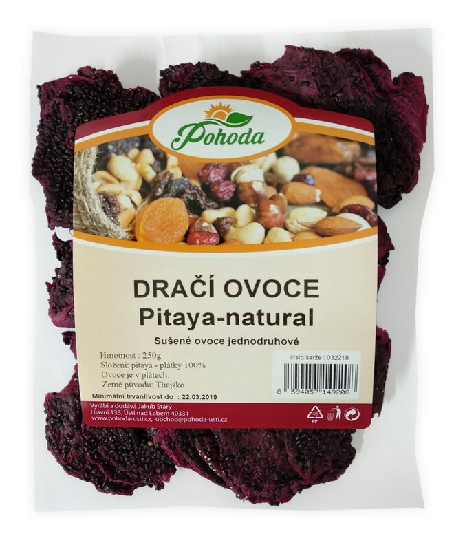 Dračí ovoce – Pitaya, 250 g
