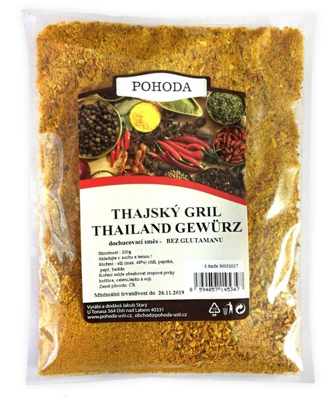 Thajský grill, 200 g