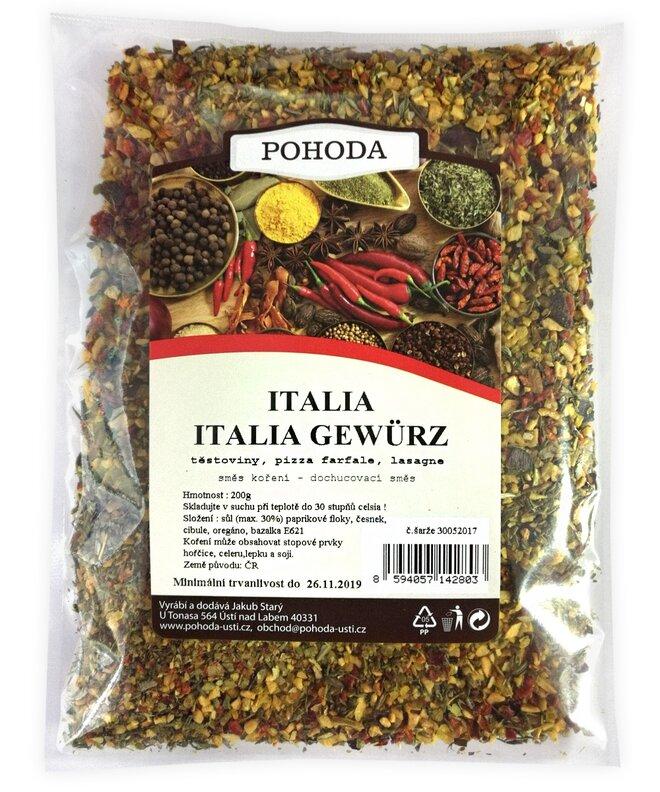 Italia, 200 g