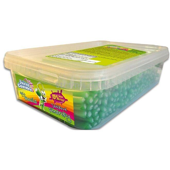 Jablečné pendreky (dóza po 200 ks, á 8 g)