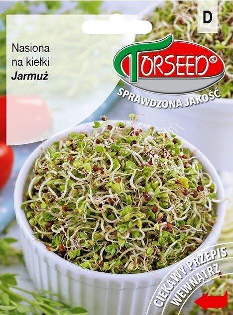 Kadeřávek semena na klíčky, 10 g
