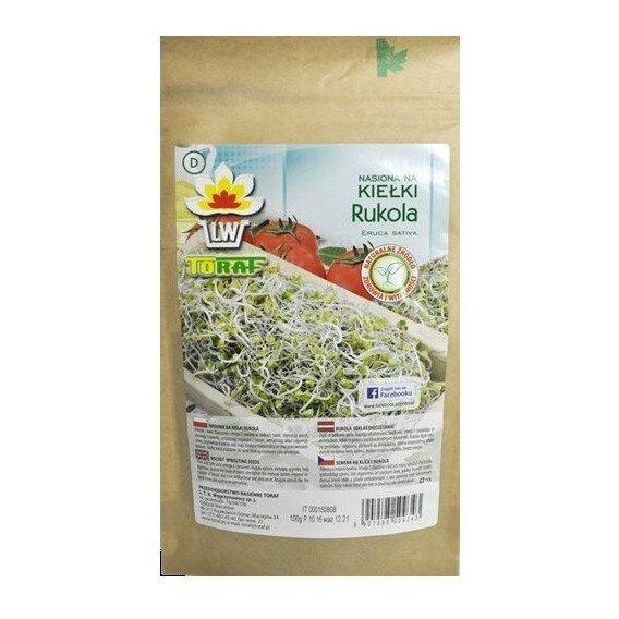 Rukola XXL balení – semena na klíčky, 100 g