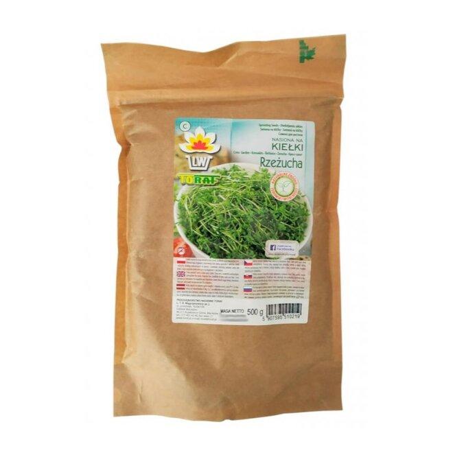 Řeřicha XXL balení – semena na klíčky, 500 g