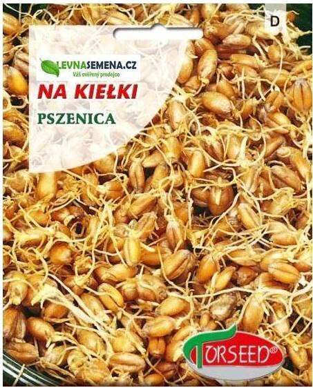 Pšenice semena na klíčky, 50 g