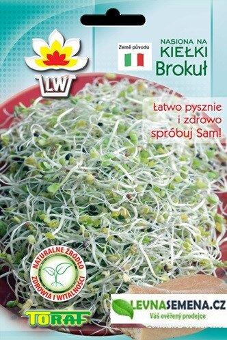 Brokolice ke klíčení, 10 g