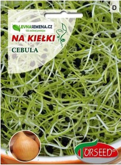 Cibule semena na klíčky, 10 g