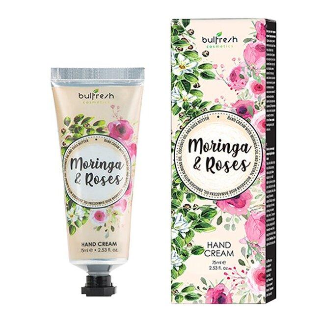 Krém na ruce Moringa Roses