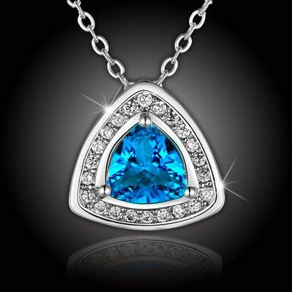 Okouzlující náhrdelník Modré z nebe