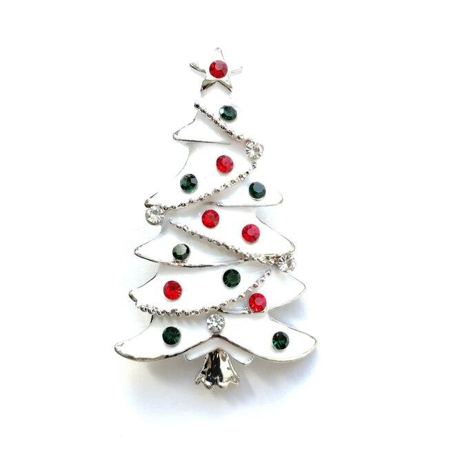Vánoční stromek bílý