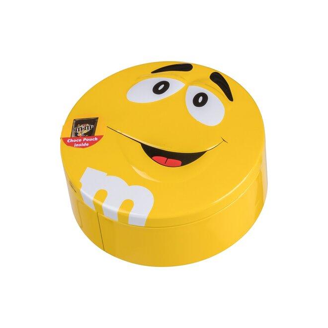 Čokoládové M&M's v dóze, 200 g – žlutá