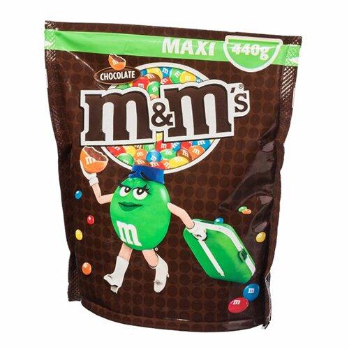 M&M's čokoládové, 440 g