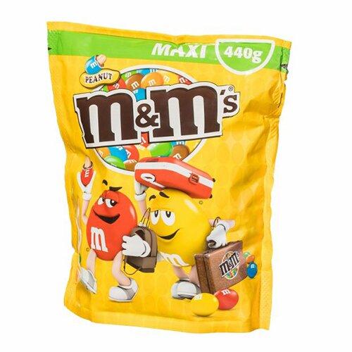 M&M's arašídové, 440 g