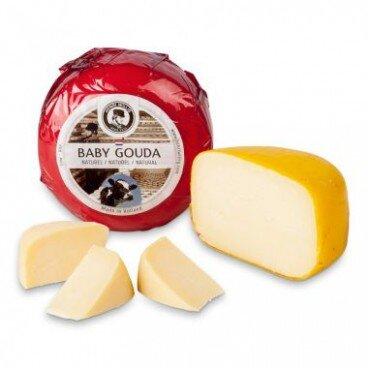 Sýr baby gouda natural, 380 g