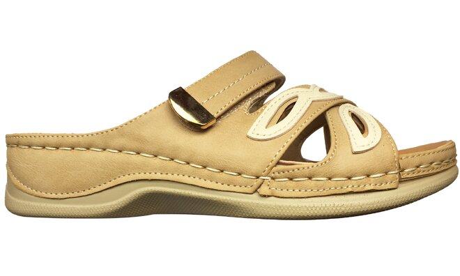 Dámské pantofle Koka