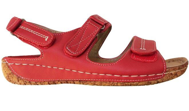 Pohodlné dámské sandále Koka typ 3