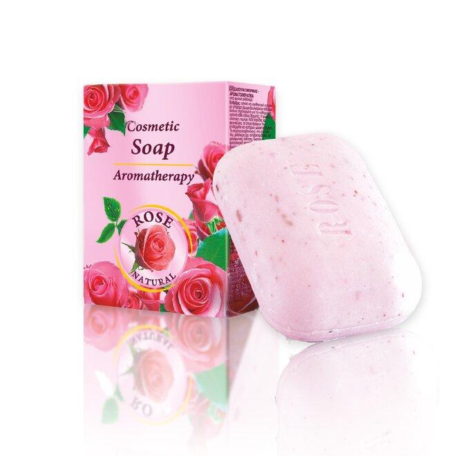 Mýdlo kosmetické Rose Natural
