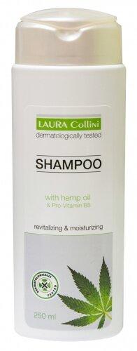 Šampon s konopným olejem, 250 ml