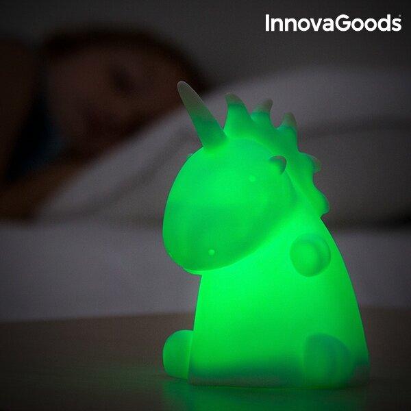 LED lampička – Jednorožec