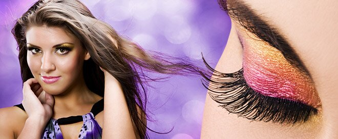 Prodloužení a zhuštění řas od emporio lashes