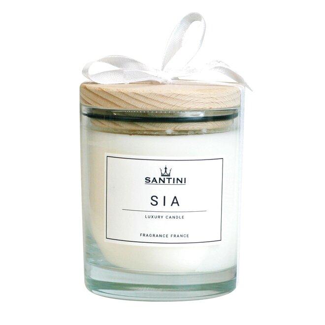 Vonná svíčka ve skle - Sia